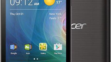 Acer Liquid Z330 - 8GB, LTE, černá - HM.HPUEU.001