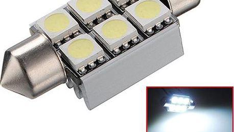 LED diodové světlo do auta 36mm, 12V - dodání do 2 dnů