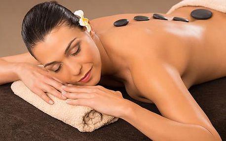 Až 72% sleva na 3 druhy masáží v jednom