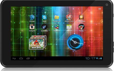 Tablet Prestigio MultiPad PMP5588C DUO + 200 Kč za registraci
