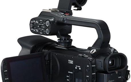 Videokamera Canon XA30 + 200 Kč za registraci