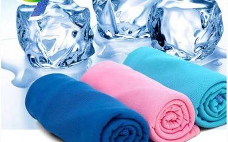 Chladicí ručník - Dopřejte si v létě chladivé osvěžení! Nejlevněji v ČR