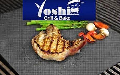 Sada 2 teflonových grilovacích podložek Yoshi