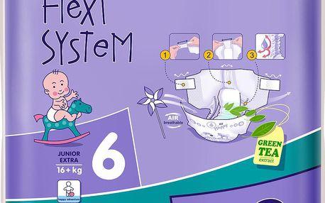Bella Happy junior extra 54 ks - jednorázové pleny