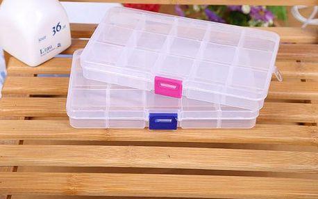 Krabička na léky nebo jiné drobnosti - dodání do 2 dnů