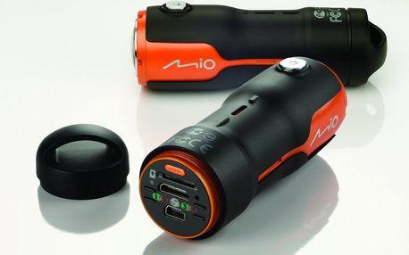 Sportovní kamera Mio MiVue M350 Action Sport + 200 Kč za registraci