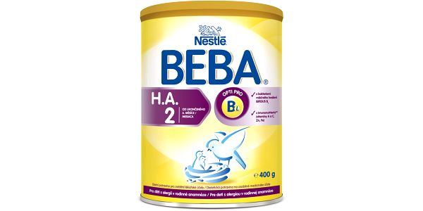 BEBA kojenecké mléko HA 2 400g
