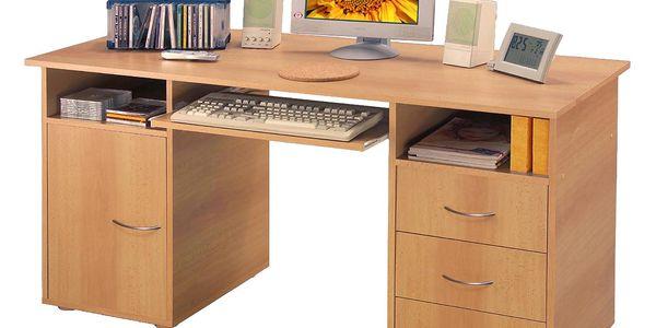 Stůl na počítač 194 buk
