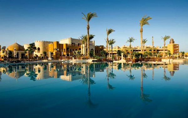 Egypt - Hurghada na 8 až 15 dní, all inclusive s dopravou vídeň (+1) nebo budapešť (+1)