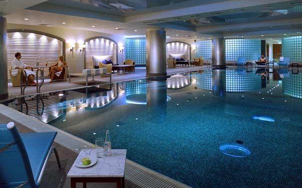 3 nebo 4 dny pro dva v luxusním hotelu ve Varšavě