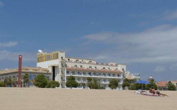 Španělsko - Costa Brava na 8 až 10 dní, all inclusive nebo plná penze s dopravou autobusem nebo letecky z Prahy