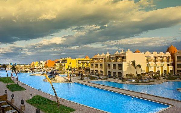 Egypt - Hurghada na 8 až 15 dní, all inclusive s dopravou letecky z Prahy nebo letecky z Ostravy