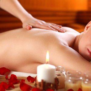 Hodinová relaxační masáž provoněná oleji
