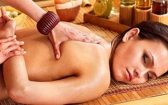 Egyptská relaxační aroma masáž Horus