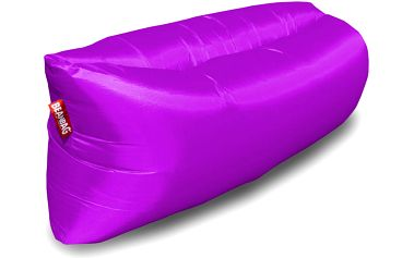 BeanBag Nafukovací inflatable sedací vak violet