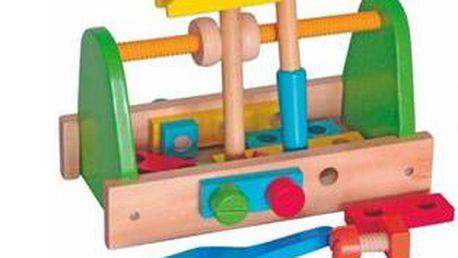 Dětské nářadí Woody Montážní braqšna ; 695433