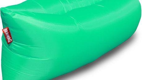 BeanBag Nafukovací inflatable sedací vak green