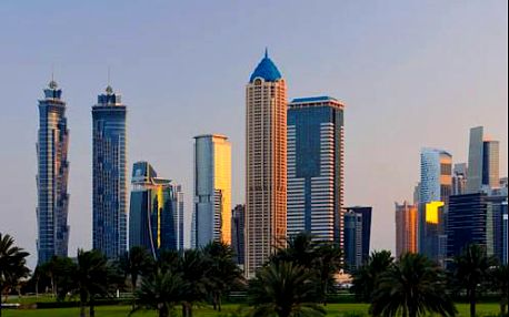 Nejvyšší hotel na světě v Dubaji! Pobyt pro dva + dítě do 12 let zdarma