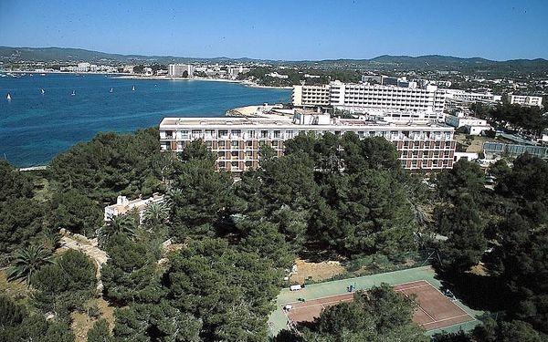 Španělsko - Ibiza na 8 dní, all inclusive nebo polopenze s dopravou letecky z Prahy
