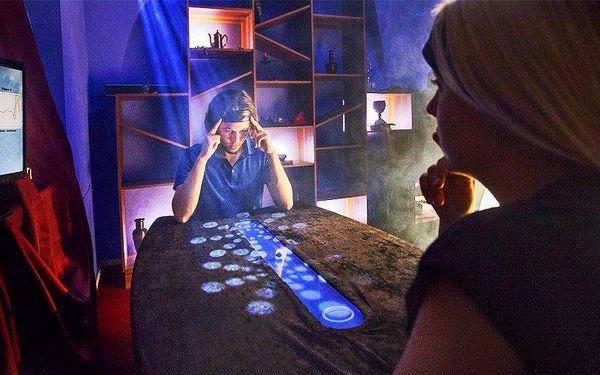 Tajemná hra až pro 6: Vítězí silnější myšlenka