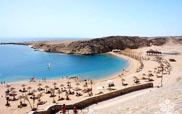 Egypt, Hurghada, letecky na 10 dní s all inclusive
