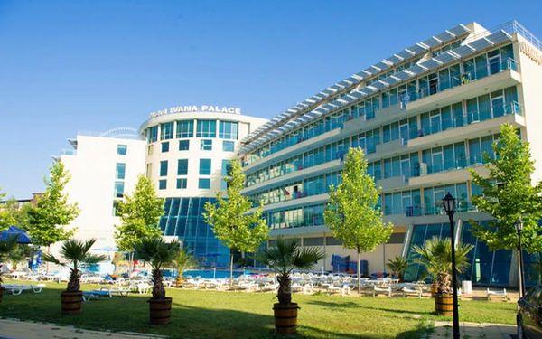 Bulharsko, Slunečné pobřeží, letecky na 8 dní se snídaní