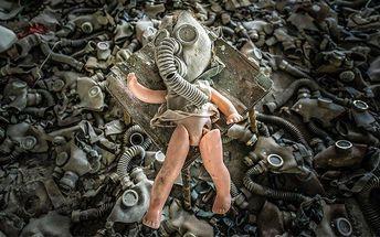 4denní zájezd do Černobylu s ubytováním a polopenzí pro 1 osobu