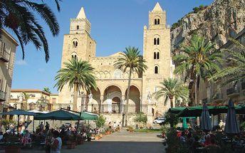 Sicílie - ostrov slunce s bohatou historií, Itálie, Poznávací zájezdy - Itálie, 10 dní, Autobus, Polopenze, Alespoň 3 ★★★, sleva 13 %