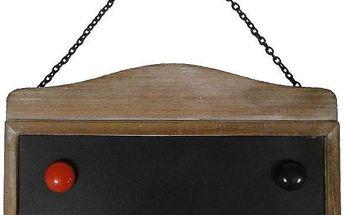 Nástěnná tabule Antic Wooden