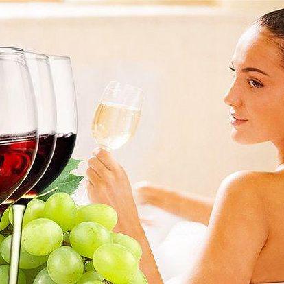 Wellness relax s pivem či vínem pro 2 osoby v Lázních Casiopea ve Světlé nad Sázavou