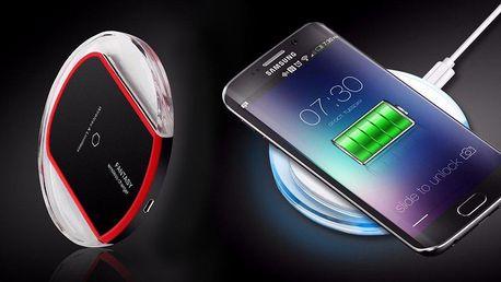 Pohodlné a bezdrátové nabíjení iOS + Android