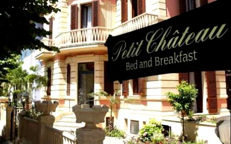 Petit Chateau v srdci Toskánska v lázních Montecatini Terme pro 2 osoby