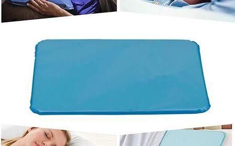 Chladivý polštář proti bolestem hlavy