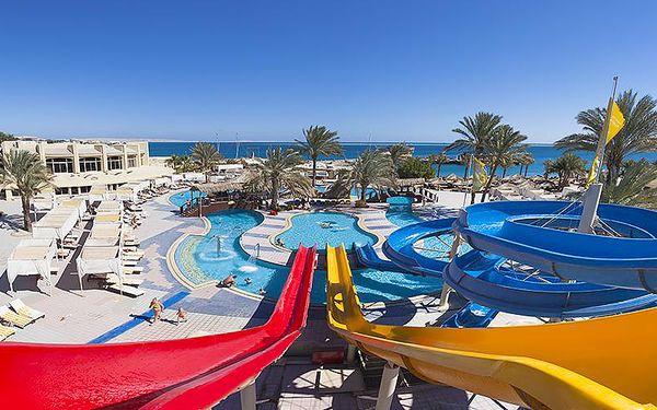Hotel Sindbad Club Aqua, Egypt, Hurghada, 8 dní, Letecky, All inclusive, Alespoň 4 ★★★★, sleva 30 %, bonus (Levné parkování na letišti: 8 dní 499,- | 12 dní 749,- | 16 dní 899,- )