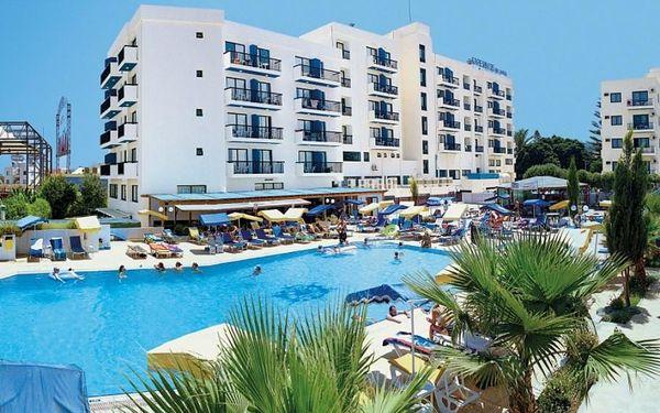 Kypr, Protaras, letecky na 8 dní s plnou penzí