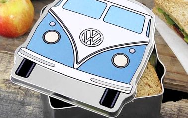Plechový box na svačinu Volkswagen