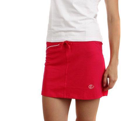 Tričko s výstřihem do véčka bílá