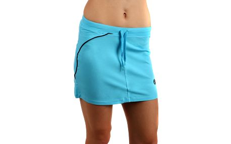 Tenisová dámská sportovní sukně modrá