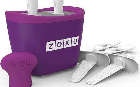 Zmrzlinovač Zoku Duo, fialový