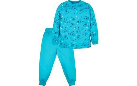 G-mini Chlapecké pyžamo Medvídek - modré