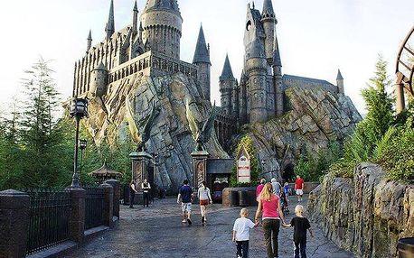 4denní zájezd do Londýna s návštěvou ateliérů Harry Potter a ubytováním v hotelu pro 1