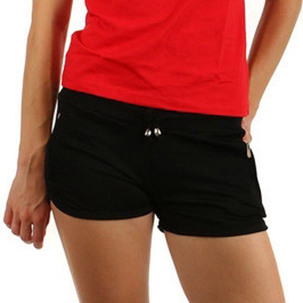 Dámské sportovní tričko červená