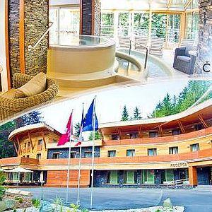 Podzimní Beskydy: hotel Čeladenka**** na 2-6 dní pro 1 nebo 2 osoby se stravou a wellness