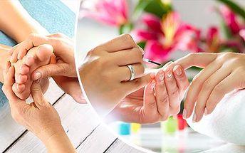 Kompletní profesionální péče o vaše ruce a nohy - manikúra či pedikúra v Ostravě