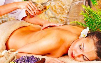 60minutová sportovně-rekondiční masáž