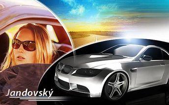 Tónování autoskel speciálními fóliemi, které chrání před oslněním i UV zářením na Praze 9