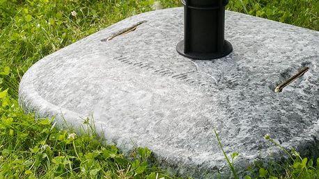 Betonový stojan na slunečník 25 kg