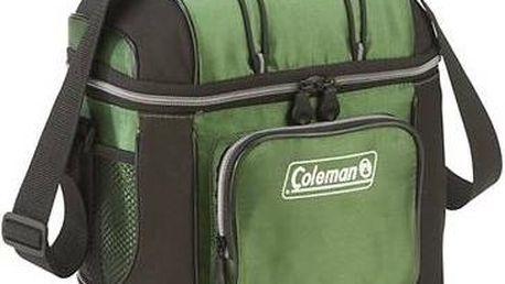 Chladící taška Coleman 9 CAN COOLER (zelená, 320 g) zelená