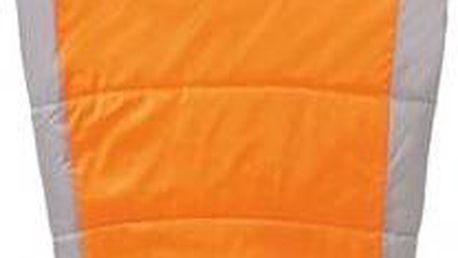 Coleman Silverton Comfort 150 šedý/oranžový