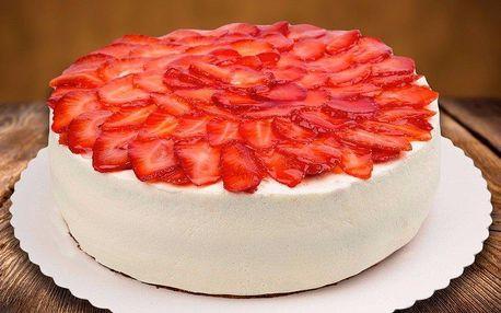 Neodolatelný bezlepkový dort podle výběru